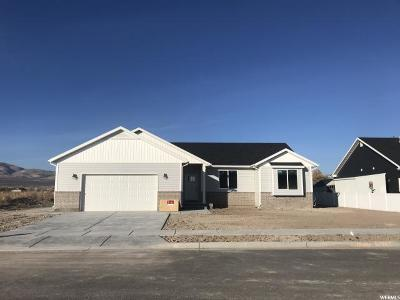Tremonton Single Family Home For Sale: 1060 W 275 S
