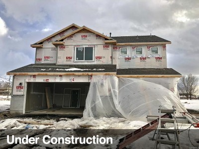 Brigham City Single Family Home For Sale: 605 W 1050 N