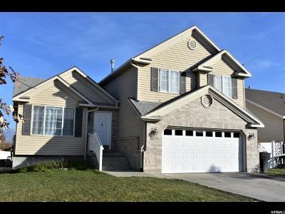 West Jordan UT Single Family Home For Sale: $324,900