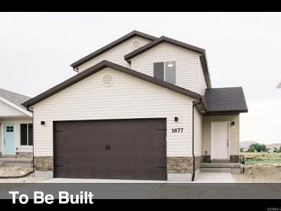 Eagle Mountain Single Family Home For Sale: 1276 E Skip St #126