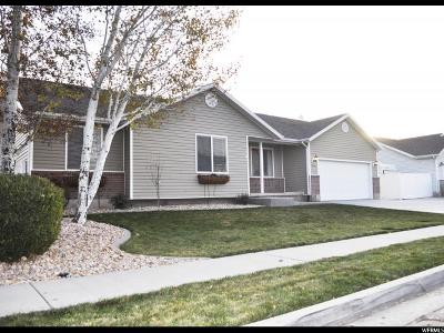 Lehi Single Family Home For Sale: 1051 W 300 S