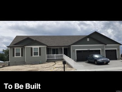 Tooele County Single Family Home For Sale: 264 W Pear St S #301