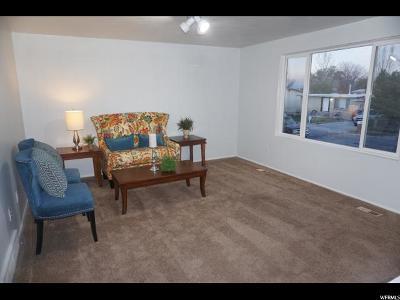 West Jordan UT Single Family Home For Sale: $264,900