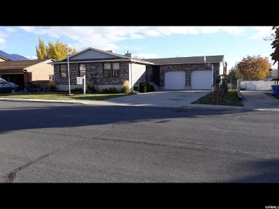 Orem Single Family Home For Sale: 251 W 1060 S