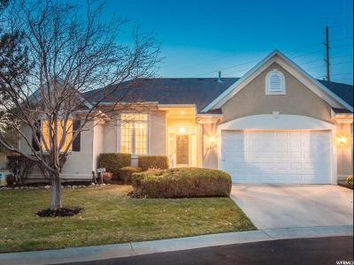 Draper Condo For Sale: 11809 S Cottage View Ln E