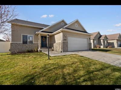 Lehi Single Family Home For Sale: 1734 S 450 W