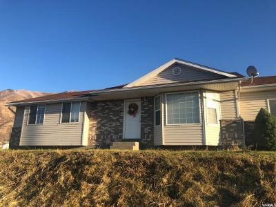 Santaquin Single Family Home For Sale: 149 S 580 E