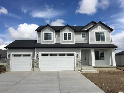 Spanish Fork Single Family Home For Sale: 1294 W 300 S #3