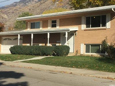 Provo UT Single Family Home For Sale: $320,000