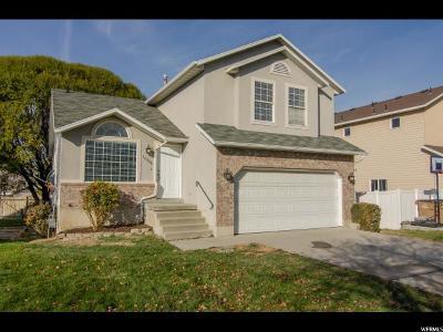 Draper Single Family Home For Sale: 12566 S Stonebridge Cir