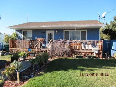 Orem Single Family Home For Sale: 1554 S 800 E