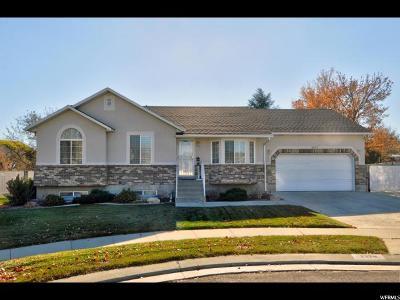 West Jordan UT Single Family Home For Sale: $339,900