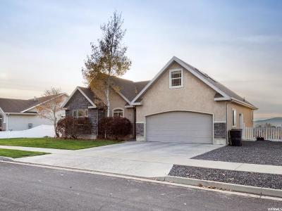 Payson Single Family Home For Sale: 1564 S 30 E
