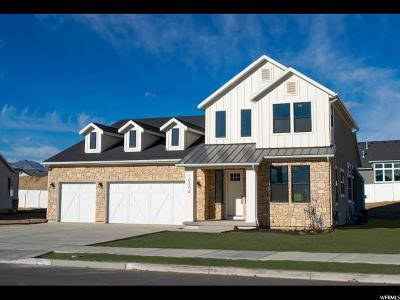 South Jordan Single Family Home For Sale: 10894 Lees Dream Dr #207