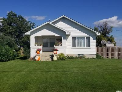 Lewiston Single Family Home For Sale: 2910 W Center