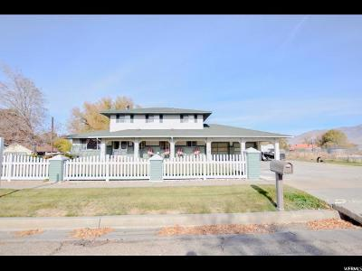 Tooele County Single Family Home For Sale: 146 W 500 N