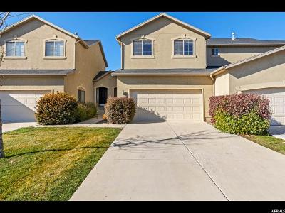 Lehi Townhouse For Sale: 2023 W 2175 N