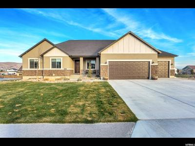 Eagle Mountain Single Family Home For Sale: 9336 N Harmony Way