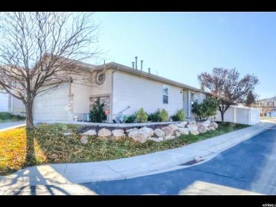 West Jordan UT Single Family Home For Sale: $269,500