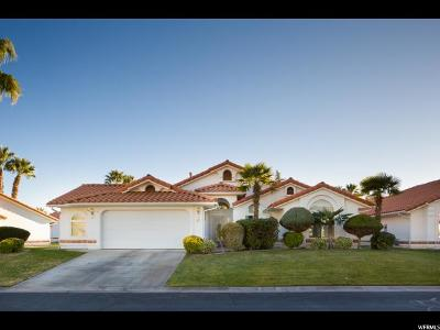 St. George Single Family Home For Sale: 150 S Crystal Lakes Dr #47