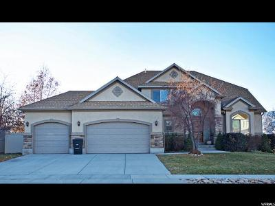 Heber City Single Family Home Under Contract: 990 S 900 W