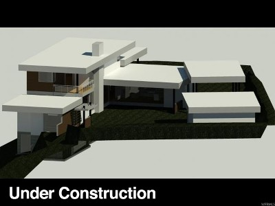 Salt Lake City Single Family Home For Sale: 1668 E Forest Hills Dr