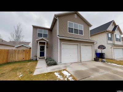 Saratoga Springs Single Family Home For Sale: 2196 E Hawthorne St N