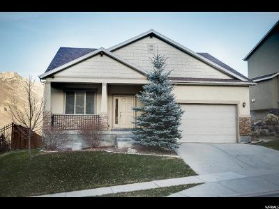 Draper Single Family Home For Sale: 14971 S Winged Bluff Ln