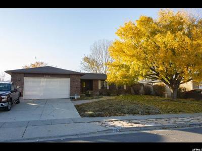 West Jordan UT Single Family Home For Sale: $399,900