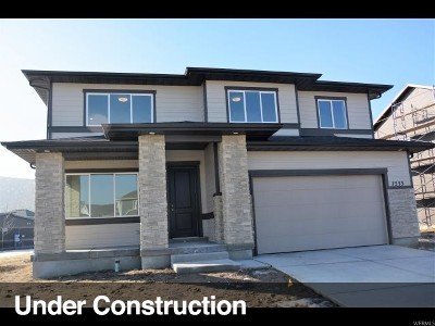Eagle Mountain Single Family Home For Sale: 7233 N Evans Ranch Dr E