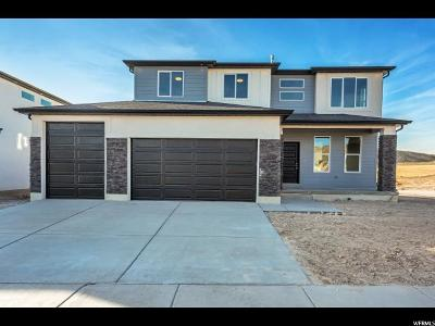 Eagle Mountain Single Family Home For Sale: 7207 N Slick Rock Way