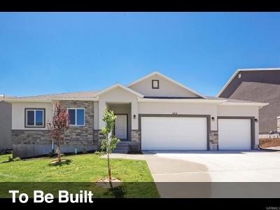 Santaquin Single Family Home For Sale: 1048 S Vista Ridge Dr W #HRMNY