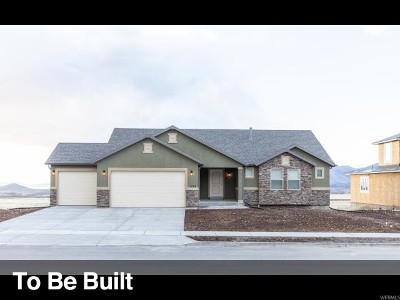 Santaquin Single Family Home For Sale: 1048 S Vista Ridge Dr W #LUCS