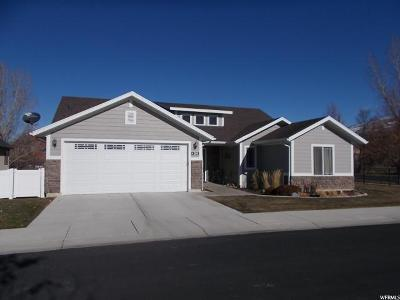 Nibley Single Family Home For Sale: 265 W 3480 S