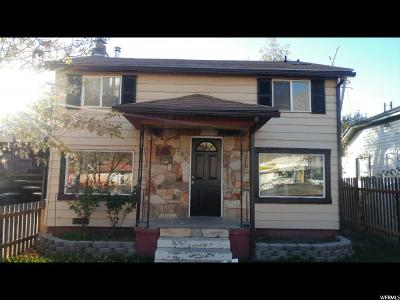 Provo Single Family Home For Sale: 370 S 600 E