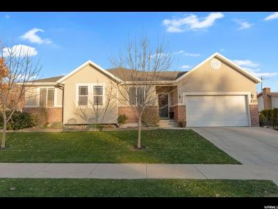 American Fork Single Family Home For Sale: 309 S 100 St E