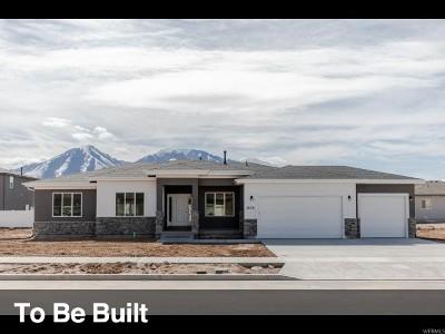 Santaquin Single Family Home For Sale: 1048 S Vista Ridge Dr W #MELRS