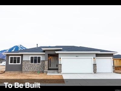 Santaquin Single Family Home For Sale: 1048 S Vista Ridge Dr W #MORSN