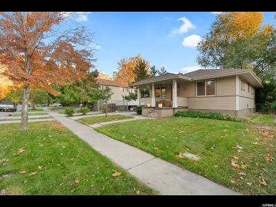 Provo Single Family Home For Sale: 368 200 N