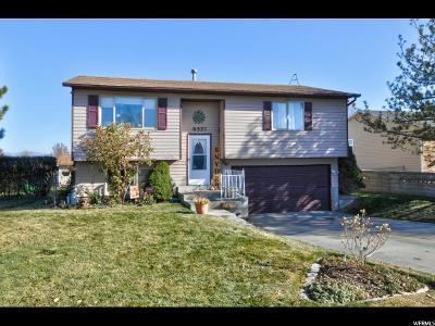 West Jordan UT Single Family Home For Sale: $279,900