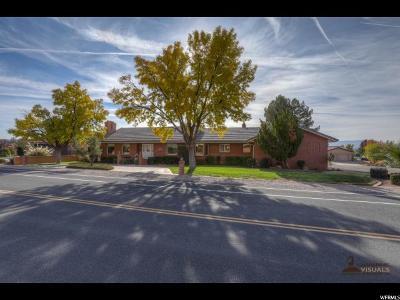 St. George Single Family Home For Sale: 1470 Jones Cir