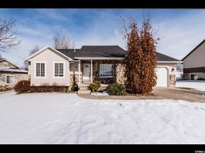 Single Family Home For Sale: 505 E 600 S