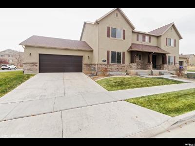 Eagle Mountain Single Family Home For Sale: 3324 E Quarter Mile Dr