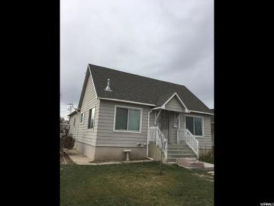 Price Single Family Home For Sale: 336 S 100 E