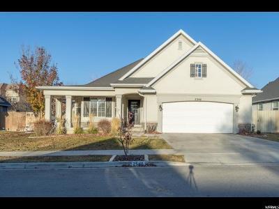 Lehi Single Family Home For Sale: 2546 W Pebble Creek Dr
