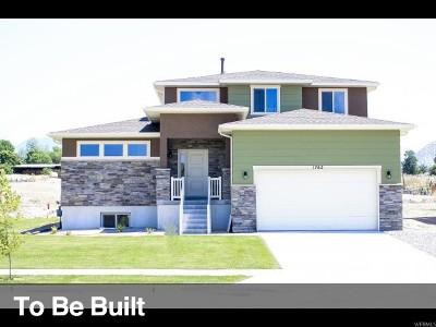 Santaquin Single Family Home For Sale: 1048 S Vista Ridge Dr W #HIDL
