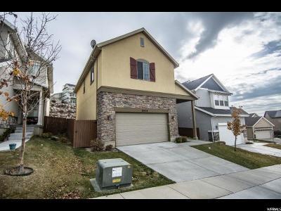 Lehi Single Family Home For Sale: 5434 Bear Ridge Way