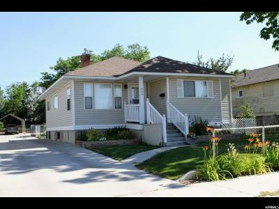 Price Single Family Home For Sale: 439 E 200 N