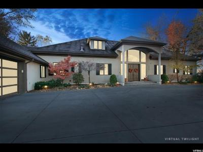 Holladay Single Family Home For Sale: 1992 E Pheasant Way S