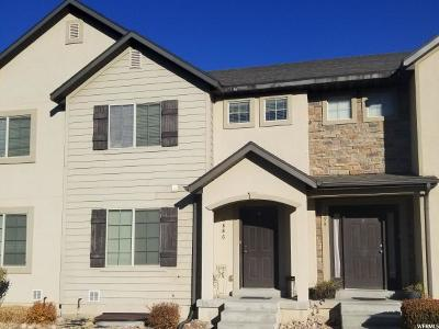 Spanish Fork Townhouse For Sale: 1886 E 160 S